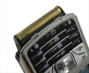 The Shaver Phone